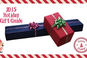2015 Holiday Gift Guide #giftguide #holidays