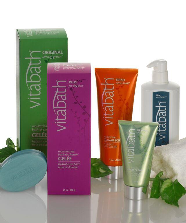 Vitabath\'s Specialty Bath Products For Gift Giving