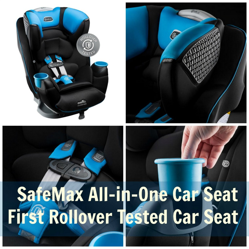 Evenflo Safe Max All In One Car Seat Babies R Us