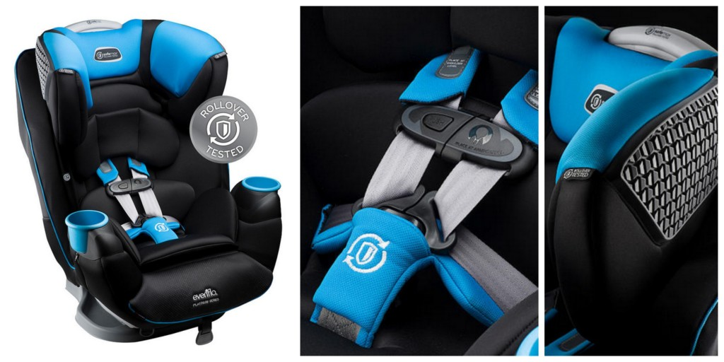 babies r us partners with evenflow to launch first ever rollover tested car seat babiesrus. Black Bedroom Furniture Sets. Home Design Ideas