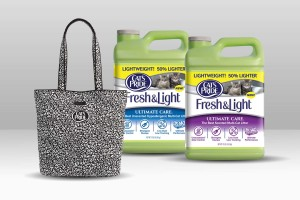 Cat's Pride Introduces New Fresh and Light Ultimate Care Cat Litter @CatsPride