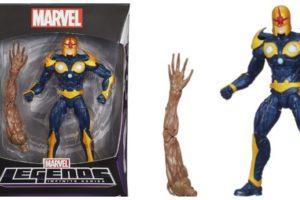 @Marvel Guardians of The Galaxy Nova Action Figure