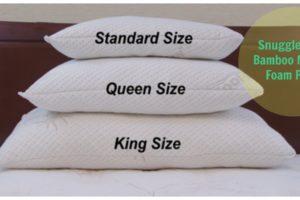 Snuggle-Pedic Bamboo Memory Foam Pillow Review