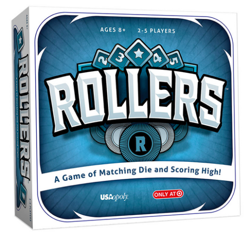ROLLERS A Fast Paced Press Your Luck Dice Game Is Perfect For