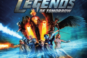 DC Legends of Tomorrow: The Complete First Season