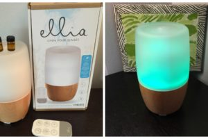 Homedics Reflect Ultrasonic Essential Diffuser Creates a Peaceful Atmosphere For Every Room in your Home @HoMedics  @ElliaEssentials