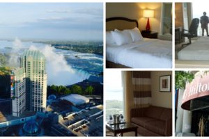 REVIEW: Hilton Hotel Niagara Falls Offers the Best View of the Falls @HiltonWorldwide