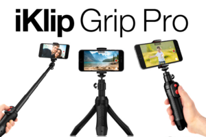 4 Reasons I Love the iKlip Grip Pro 4-in-1 tripod for the iPhone