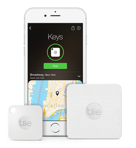 Tile Tracking Device Is The Perfect Gift To Help Track