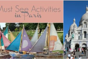 25 Must See Activities in Paris #Paris