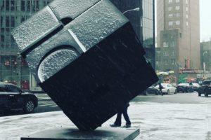 Around New York in January (Monthly Series) #NYC #NewYork