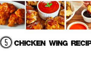 25 Chicken Wing Recipes #Recipes