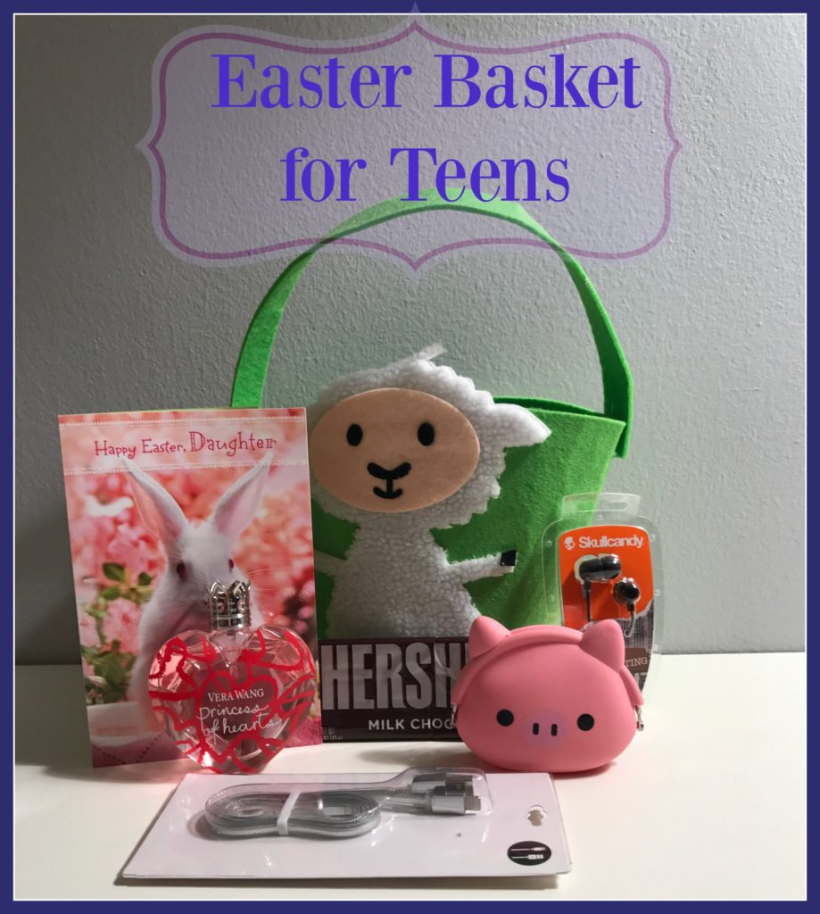 """""""Easter Basket for Teens"""""""