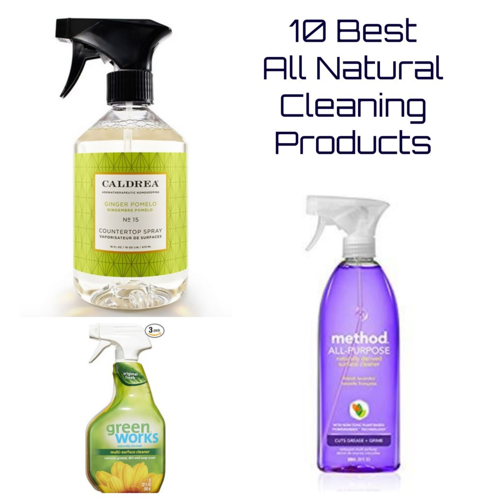 Natural Cleaning Products Recipes