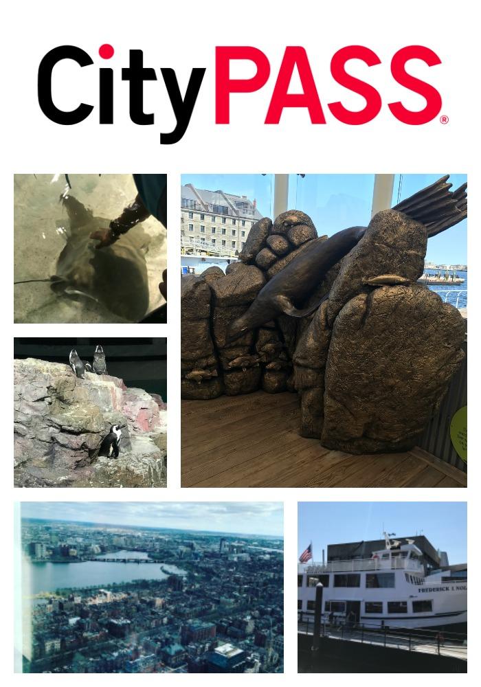 """""""Boston CityPass"""""""