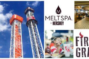 What's New in Hershey PA & HersheyPark