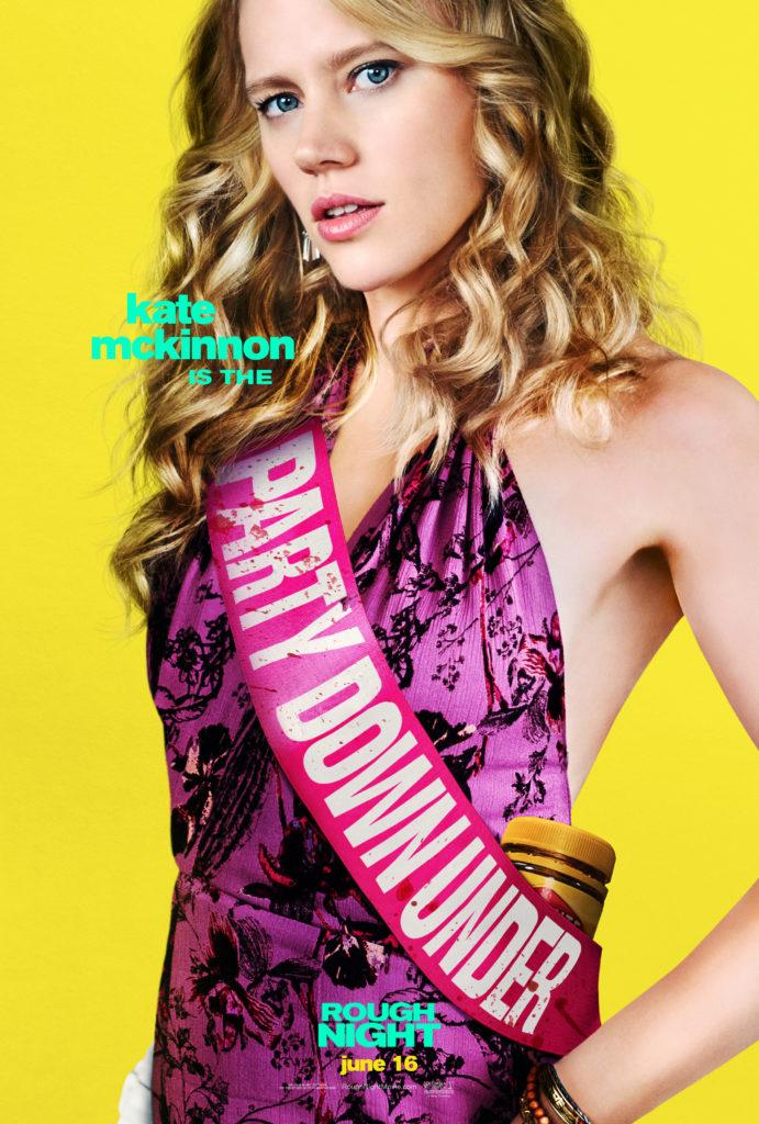 """Kate Mckinnon Rough Night"""