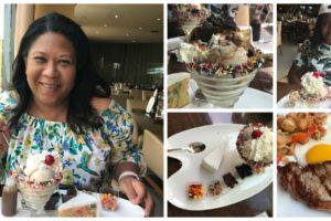 Ice Cream Lovers Will Delight in the DIY Sundae Service at Summer Garden & Bar at Rock Center Café
