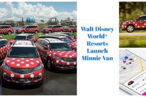Lyft & Walt Disney World® Resorts Launch Minnie Van @WaltDisneyWorld