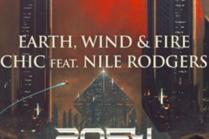 Parent's Night Out Giveaway for Earth Wind and Fire and CHIC featuring Nile Rodgers