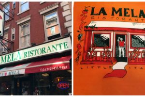 La Mela Restaurant in Little Italy Hits the Spot for Family Dinner @LamelaNYC