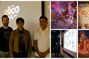 "Filmmakers detail ""BRINGING SKELETONS TO LIFE"" for Disney's Pixar COCO #PixarCOCOEvent"
