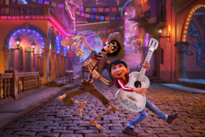The Importance of Music in Pixar COCO #PixarCOCOEvent @PixarCoco