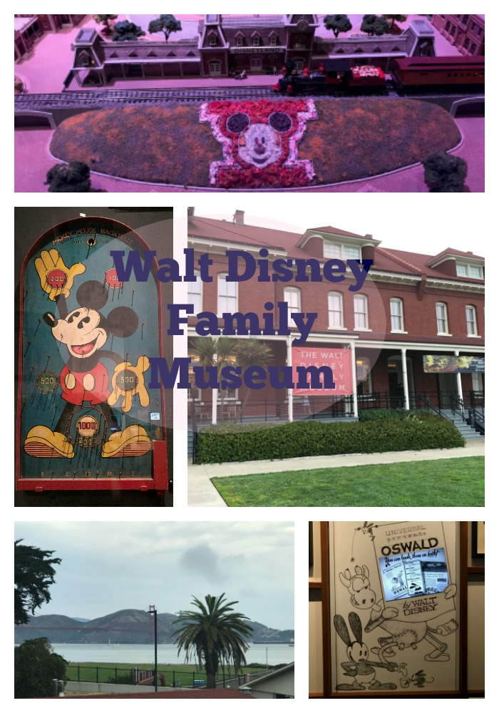 """Walt Disney Family Museum"""