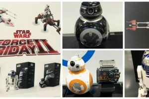 Exclusive Star Wars: The Last Jedi Products @BestBuy for  #ForceFriday #ad