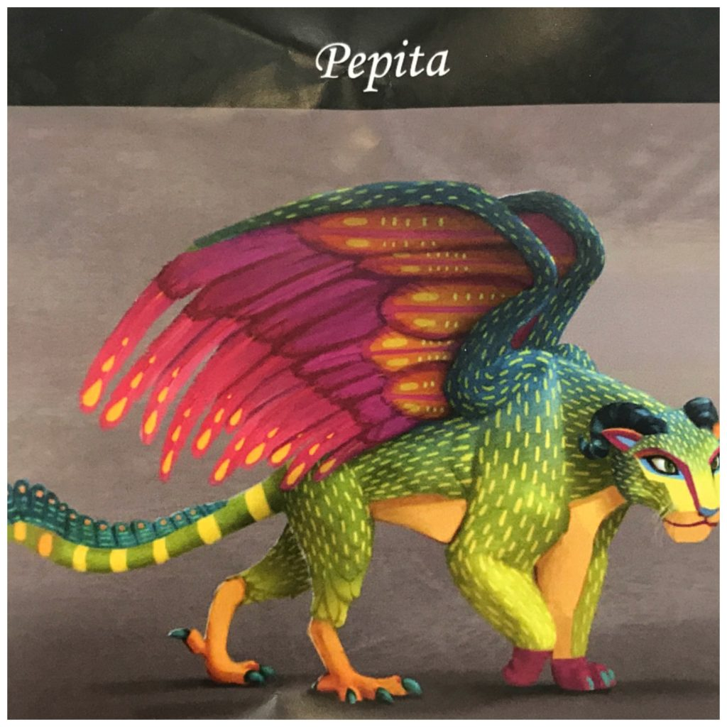 The Making Of Pixar Coco Pepita And Dante And What The Heck