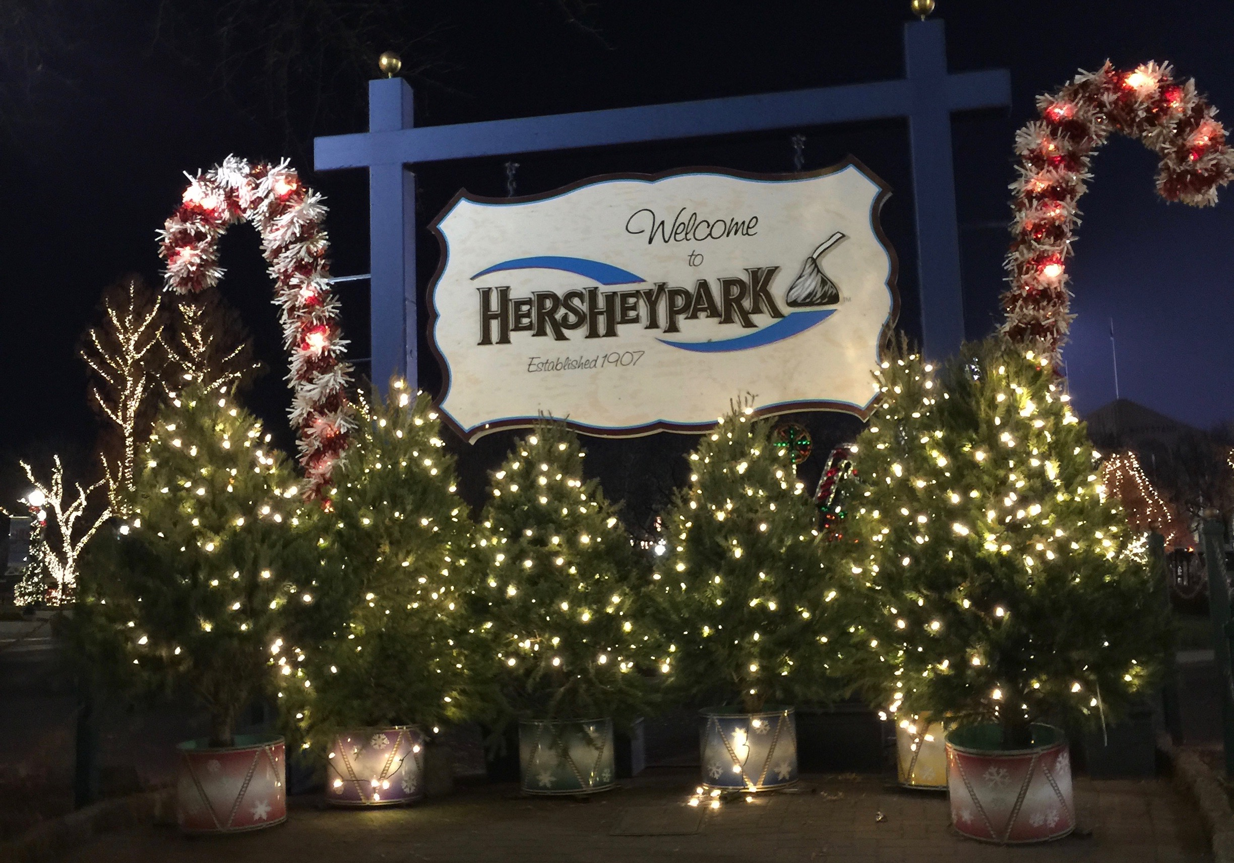christmas candylane hershey sweet lights more returning to hershey nyc single mom - Christmas At Hershey