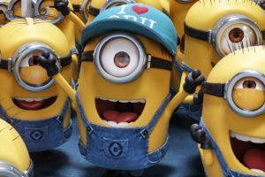 Bring home Despicable Me 3 Special Edition On Digital Nov 21, Blu-ray & DVD Dec 5