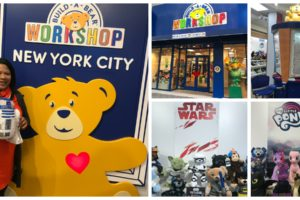 Build-A-Bear Workshop Opens in Manhattan: A first look at holiday – and a $100 gift card giveaway!