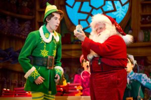 Giveaway – ELF The Musical at Madison Square Garden in #NYC! @TheGarden #ad