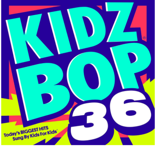 KidzBop 36 Giveaway @KidzBop