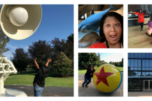Visiting Pixar Animation Studios #TravelTuesday