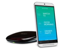 Control Your Home from Your Smartphone with Logitech Harmony Hub @Logitech