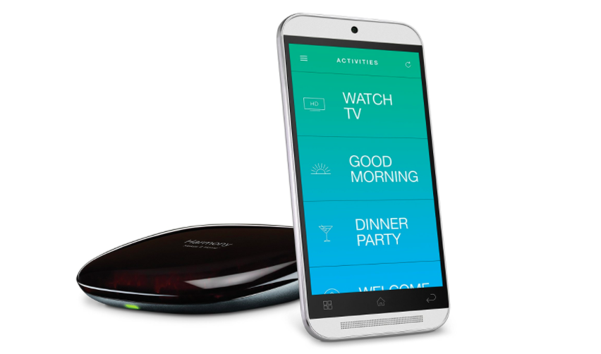 GIVEAWAY: Control Your Home from Your Smartphone with Logitech Harmony Hub @Logitech