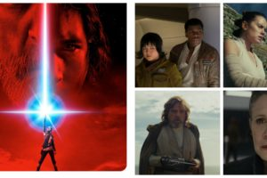 STAR WARS: THE LAST JEDI – New Special Look Now Available!!! #TheLastJedi
