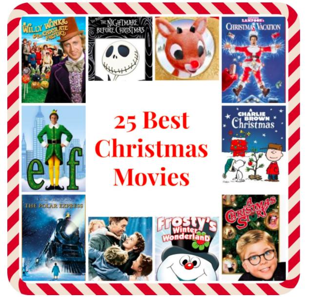 """""""Christmas Movies"""""""