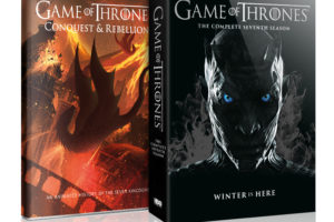 GIVEAWAY: Game of Thrones:  Complete Seventh Season Now Available on  Blu-ray, DVD and Digital