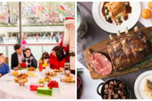 Holiday Events at The Rink at Rockefeller Center