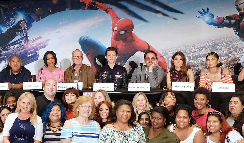 """""""spiderman homecoming cast"""""""