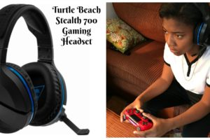 Enhance Your Game Play With The Turtle Beach Stealth 700 Gaming Headset for PS4 @TurtleBeach @BestBuy #ad