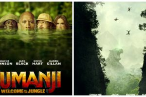Jumanji is super funny and worth your time! @JumanjiMovie  #Jumanji