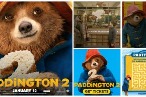 Paddington 2 in Theatres January 12 #Paddington2 and $50 VISA Gift Card Giveaway