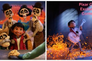 Pixar COCO Exclusive Interviews and Content @PixarCOCO #PixarCocoEvent