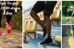 15 Easy Ways To Get 10,000 Steps A Day
