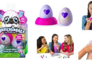 GIVEAWAY @Spinmaster Hatchimals 2 Pack + Nest #HATCHIMALS