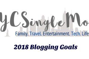 2018 Blog Goals